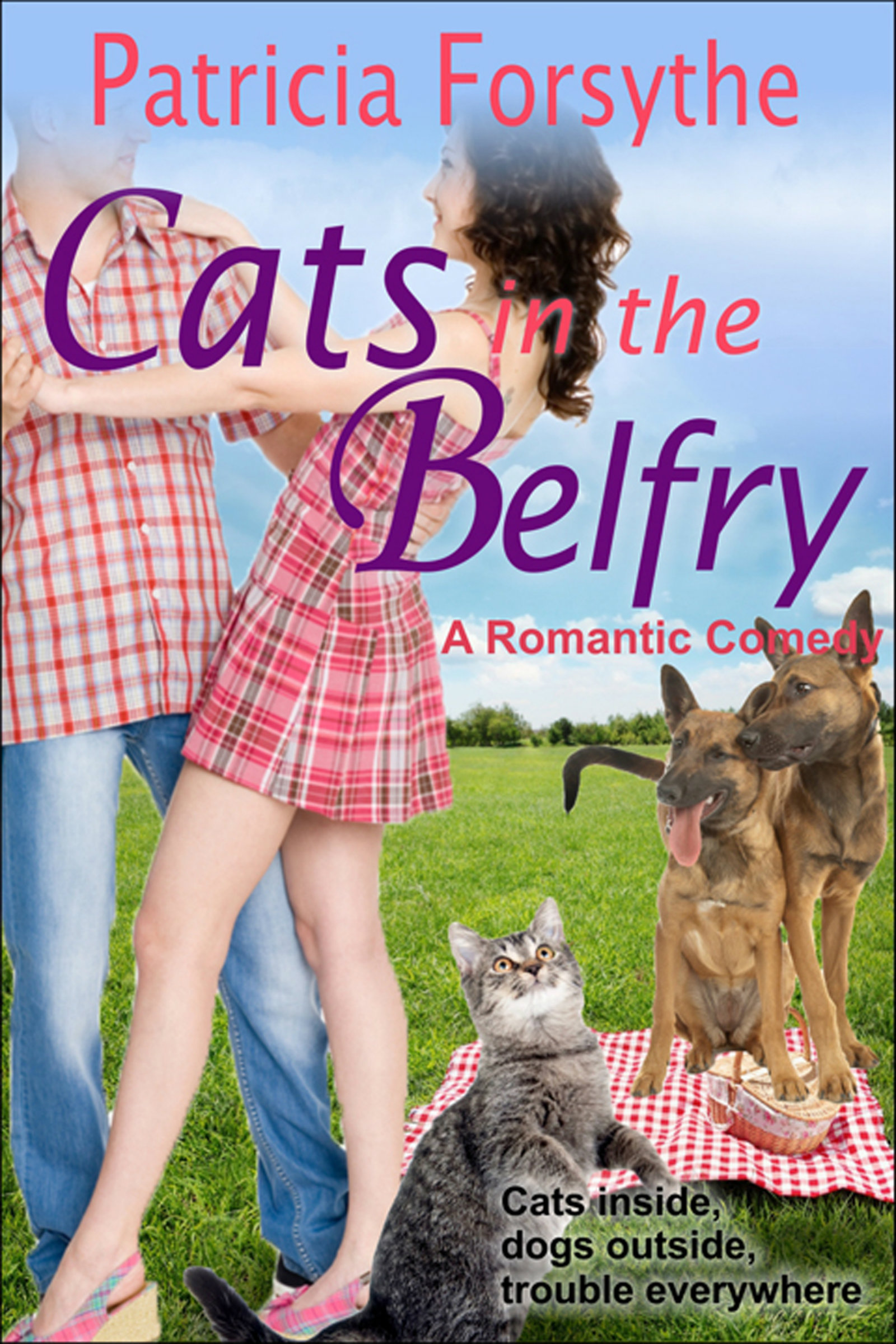 Patricia Forsythe - Cats In The Belfry
