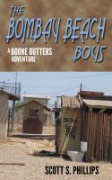 Cover for 'The Bombay Beach Boys - A Boone Butters Adventure'
