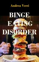 Cover for 'Binge Eating Disorder'