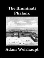 Cover for 'The Illuminati Phalanx'