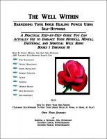 Cover for 'The Well Within -- Harnessing Your Inner Healing Power Using Self-Hypnosis, Books 1-10'
