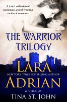 Cover for 'Warrior Trilogy (A 3-in-1 collection of passionate, award-winning historical romances)'