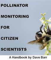 Cover for 'Pollinator Monitoring for Citizen Scientists: A Handbook'