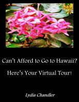 Cover for 'Can't Afford To Go To Hawaii? Here's Your Virtual Tour!'