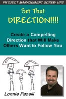 Cover for 'Set That Direction! Create a Compelling Direction that Will Make Others Want to Follow You'