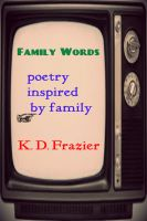 Cover for 'Family Words'