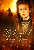 Cover for 'The Journal of Lucy Quince'