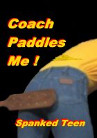 Cover for 'Coach Paddles Me !'