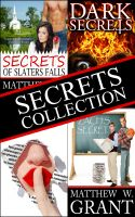 Cover for 'The Secrets Collection: 3 Novels, 3 Genres Boxed Set Bundle'