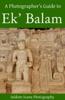 Cover for 'A Photographer's Guide to Ek' Balam'