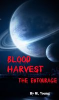 Cover for 'Blood Harvest: The Entourage'