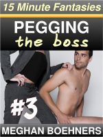 Cover for 'Pegging the Boss #3'
