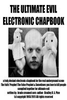 Cover for 'The Ultimate Evil Electronic Chapbook'