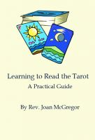 Cover for 'Learning to Read the Tarot'