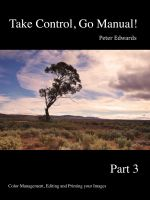 Cover for 'Take Control, Go Manual Part 3'