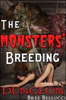 Cover for 'The Monsters' Breeding Dungeon (The Overlord's Depraved Tales)'