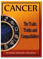Cover for 'Cancer - Cancer Star Sign Traits, Truths and Love Compatibility'