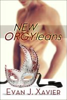 Cover for 'New ORGYleans (Gay Erotic Stories #3)'