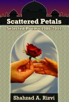 Cover for 'Scattered Petals: Selected Poems 1986-2011'