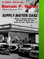 Cover for 'Short Story Ripply Motor Cars'