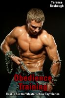 Cover for 'Obedience Training (M/m BDSM Erotica)'