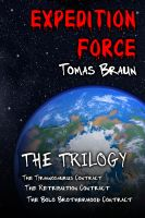 Cover for 'Expedition Force  The trilogy'