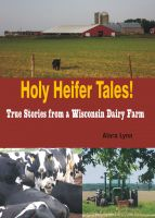 Cover for 'Holy Heifer Tales'