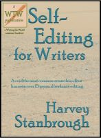 Cover for 'Self-Editing for Writers'