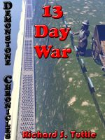 Cover for '13 Day War (Demonstone Chronicles #6)'