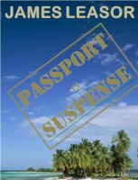 Cover for 'Passport in Suspense'