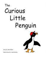 Cover for 'The Curious Little Penguin'