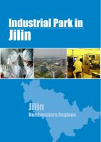 Cover for 'Industrial Parks in Jilin'