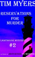 Reservations for Murder cover