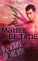 Cover for 'Matter of Time'