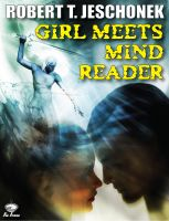 Cover for 'Girl Meets Mind Reader'