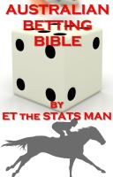 Cover for 'Australian Betting Bible'