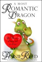 Cover for 'A Most Romantic Dragon'