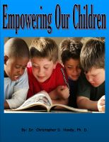 Cover for 'Empowering Our Children'