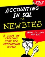 Cover for 'Accounting System In SQL'