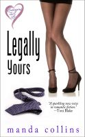Cover for 'Legally Yours'