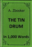 Cover for 'Grass - The Tin Drum in 1,000 Words'