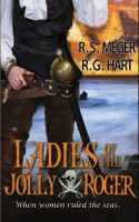 Cover for 'Ladies of the Jolly Roger'