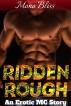 Ridden Rough Book 1 - A Biker Romance Short by Ashley Rhodes