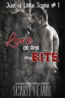 Cover for 'Just a Little Taste: Love at First Bite (Book 1)'