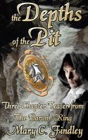 Cover for 'Depths of the Pit'
