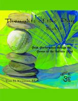 Cover for 'Spirit of Golf  -Thoughts of the Day: Book 3'