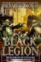 Cover for 'Black Legion: Warlords of Cunaxa'