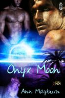 Cover for 'Onyx Moon'