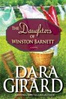 Cover for 'The Daughters of Winston Barnett'