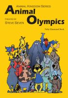 Cover for 'Animal Olympics'